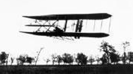 wright brothers plane