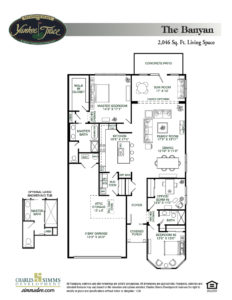 Savannah Place Banyan Plan 0120 1 232x300