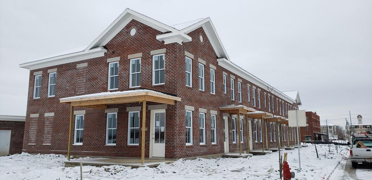 The Townes Union village
